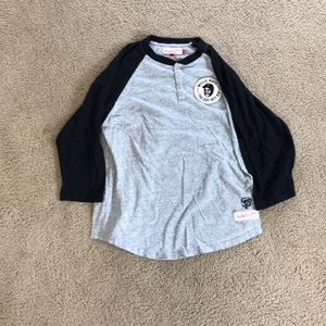 Mitchell and Ness tee